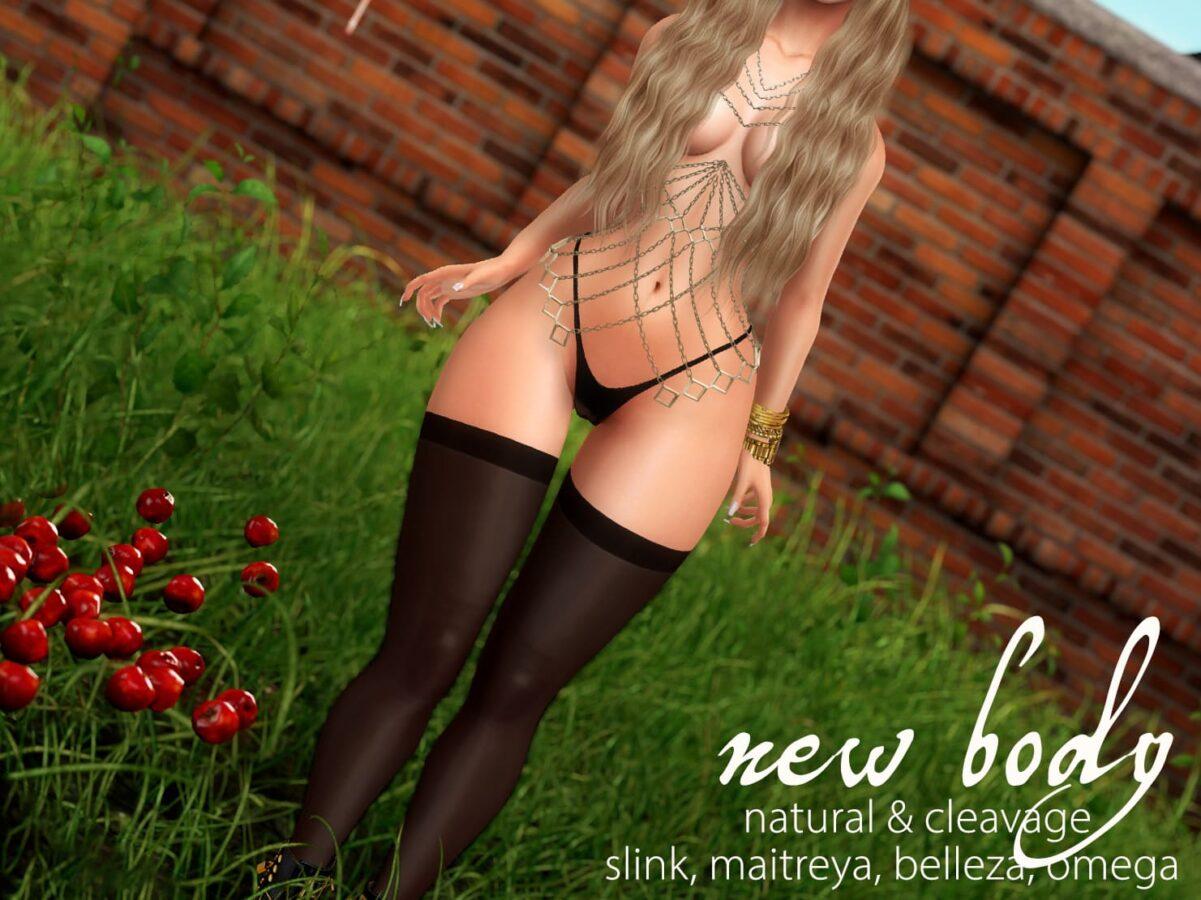 LURE: New body!